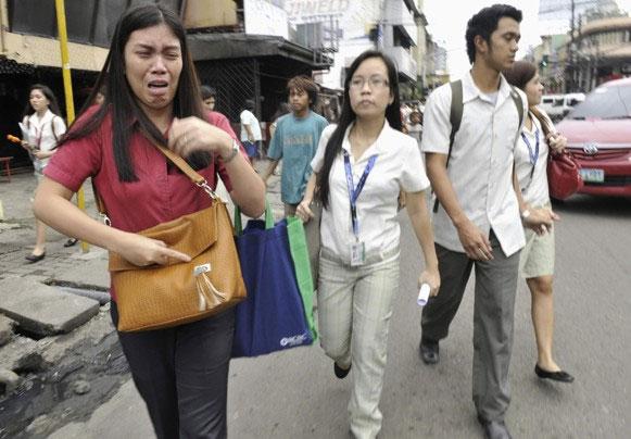Động đất ở Philippines đã khiến 43 người tử vong