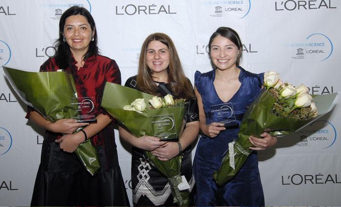 L'Oréal - UNESCO: Giải thưởng cho những nhà khoa học nữ