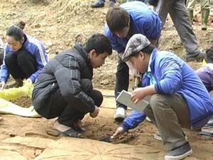 Phát hiện một di tích tín ngưỡng cổ ở Tuyên Quang