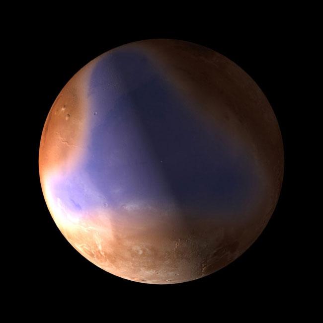 Sao Hỏa từng có đại dương
