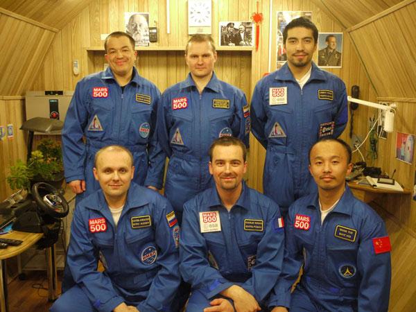 Nga thử bay lên sao Hỏa 500 trên Trạm ISS