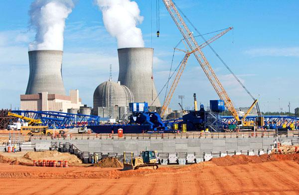 """Mỹ thí điểm điện hạt nhân """"siêu an toàn"""""""