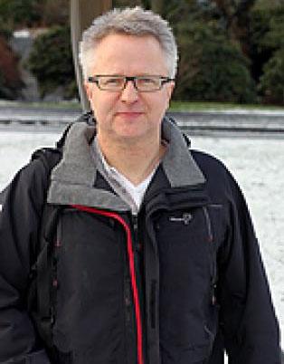 Nhà nghiên cứu Claes Strannegård
