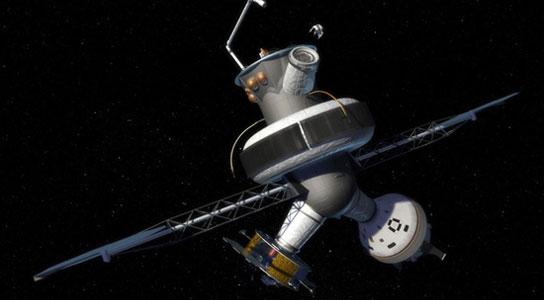 NASA xây các bãi đáp cho tàu vũ trụ gần mặt trăng