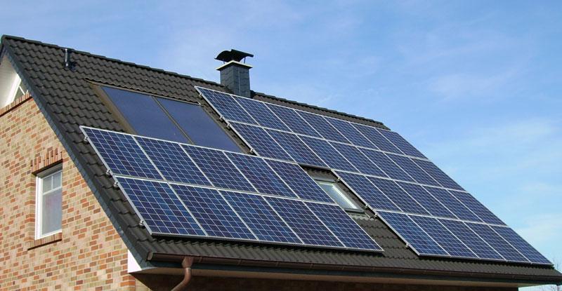 Tận dụng năng lượng Mặt Trời bằng mái nhà kiểu mới