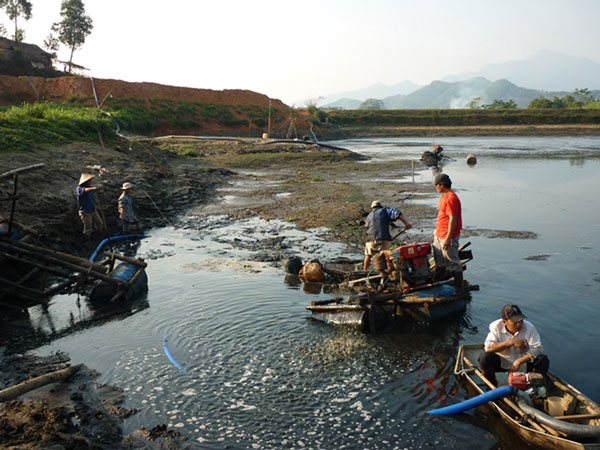 Việt-Nhật chia sẻ về quản lý, xử lý ô nhiễm hóa chất