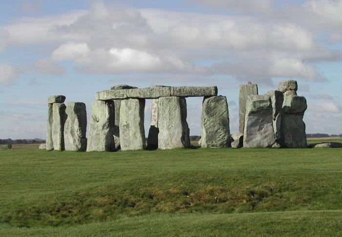 Vòng tròn đá Stonehenge bí ẩn.