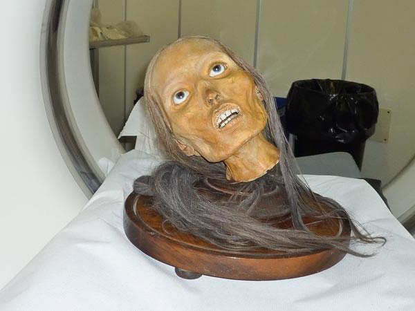 Bí mật bên trong đầu lâu các xác ướp thế kỷ 19