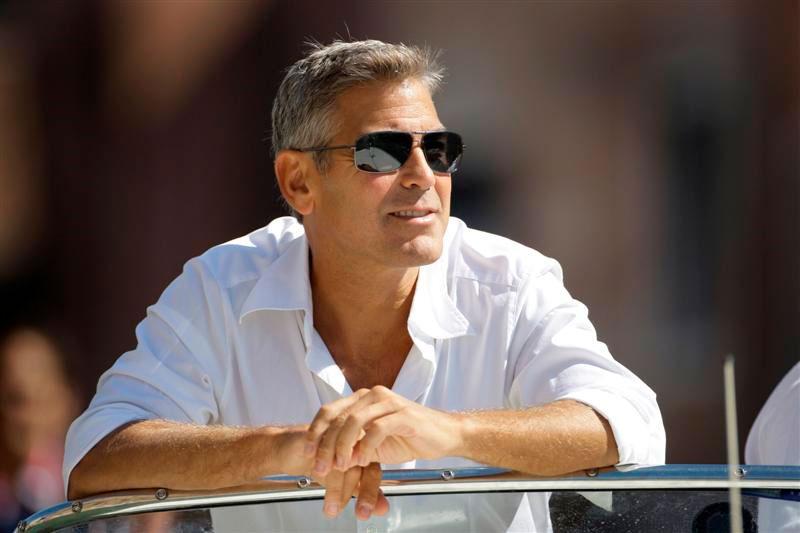Các nhà khoa học cho rằng những người đàn ông có khuôn mặt điển trai đầy nam tính như tài tử George Clooney thường sở hữu hệ miễn dịch tốt.