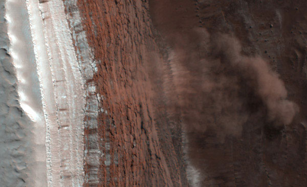 Động đất trên sao Hỏa