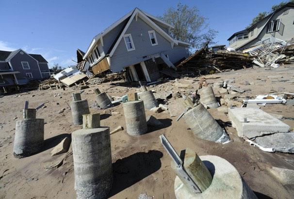 Năm 2012, Mỹ sẽ chìm ngập trong những cơn bão