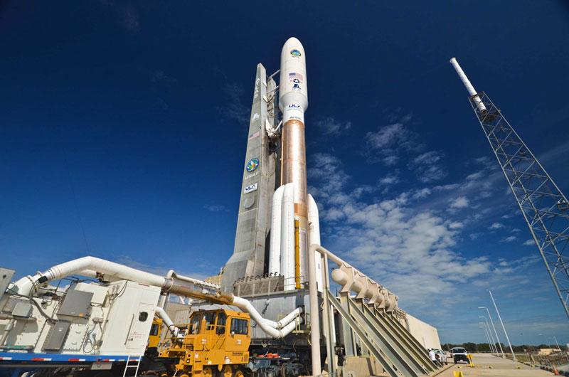 Mỹ vừa phóng vệ tinh dịch vụ thông tin 3G đầu tiên