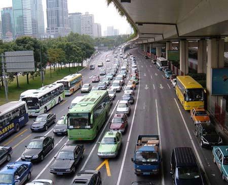 Phần mềm giúp giảm ùn tắc giao thông