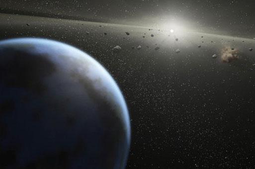 Phát hiện tiểu hành tinh sắp bay sát qua Trái Đất