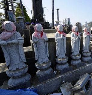 Linh hồn ám ảnh thành phố bị sóng thần ở Nhật
