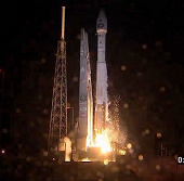 NASA phóng vệ tinh chuyển tiếp thế hệ mới