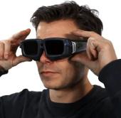 Kính 3D theo dõi mắt người đeo