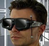 Video: Kính 3D theo dõi mắt người đeo