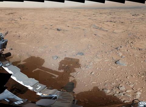 Robot thăm dò sao Hoả Curiosity