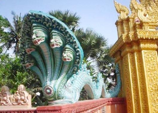 Rắn và tục thờ thủy thần của người Việt