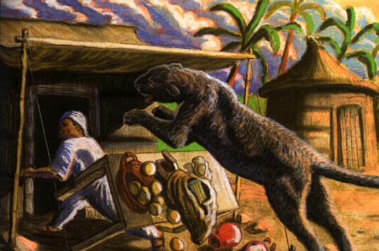 Mèo rừng Nunda