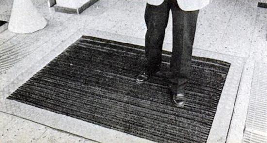 Có tiện ích nhưng loại thảm này không thuyết phục được người dùng.