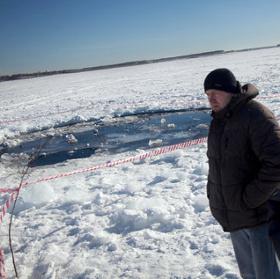 Thiên thạch rơi vào Nga nặng 10.000 tấn