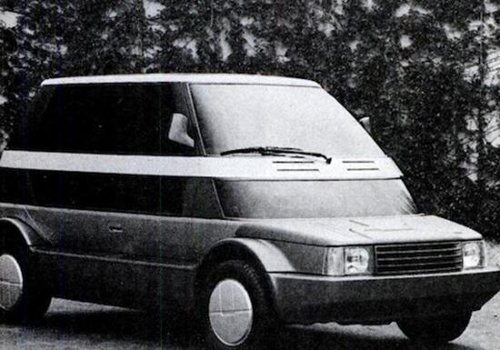 Ý tưởng về xe ô tô biến hình chưa thể thành hiện thực.