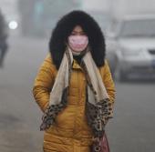 Khói mù bao vây các thành phố Trung Quốc