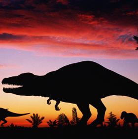 Sắp tìm ra nguyên nhân tuyệt chủng của khủng long