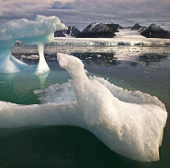 Cảnh đẹp có một không hai ở Bắc Cực