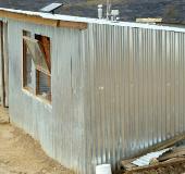 iShack - lều công nghệ cao cho các khu ổ chuột