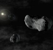 Mỹ phát triển hệ thống phát hiện thiên thạch nhỏ
