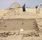 Ai Cập phát hiện mộ cổ từ thời Pharaoh Ramses II