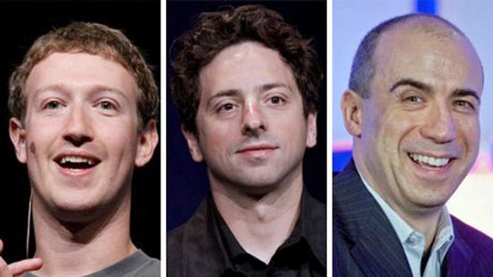Ba nhà doanh nghiệp hàng đầu của Thung lũng Silicon quyết định tạo ra một giải thưởng lớn để thúc đẩy khoa học đời sống