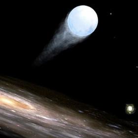 """Giải mã những sao siêu tốc trong """"sông Ngân"""""""