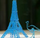 Bút vẽ 3D đầu tiên trên thế giới