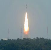 Ấn Độ phóng tàu không người lái lên sao Hỏa năm 2013