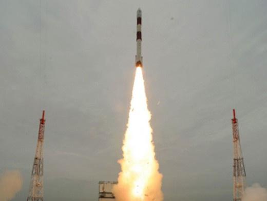Án độ phóng vệ tinh