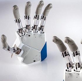 Bàn tay điện tử đầu tiên biết cảm giác