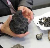 Tìm thấy mảnh thiên thạch lớn nhất tại Nga