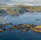 Choáng ngợp thiên nhiên hoang dã Bắc Mỹ