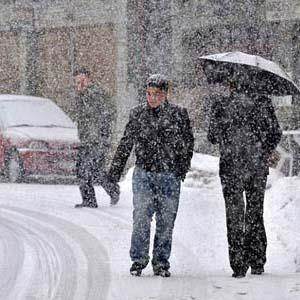 Trái Đất nóng lên làm cường độ bão tuyết tăng