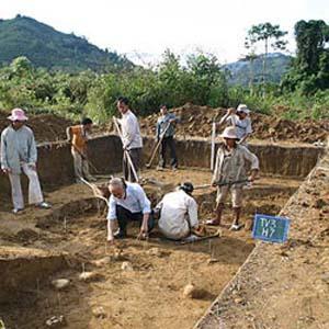 Thêm dấu tích văn minh cư dân cổ