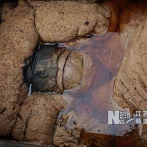 Trung Quốc: Tìm thấy thi thể phụ nữ hàng trăm năm còn nguyên vẹn
