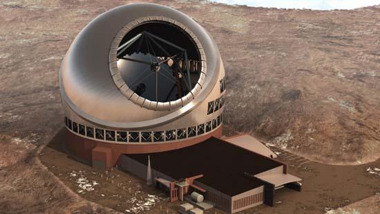 Kính thiên văn khổng lồ trên đỉnh Mauna Kea - Hawaii