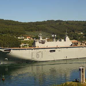 Australia hạ thuỷ chiến hạm lớn nhất trong lịch sử