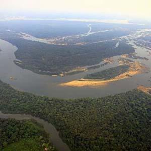 Dự án thủy điện trên sông Amazon được tiếp tục