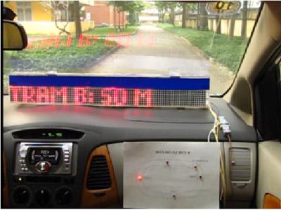 Hệ thống giám sát xe buýt thông minh