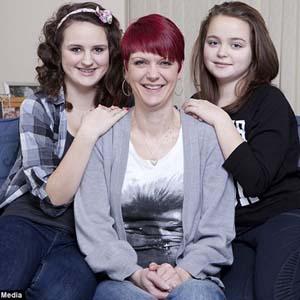Hai chị em cùng mắc bệnh lạ: Giật mình là chết